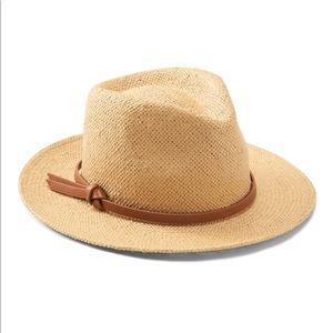 *NWT* Panama Straw Hat